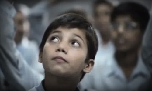 This ISPR tribute to Peshawar's lost children will move you to tears
