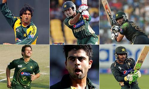 Comment: Young guns good enough to fire Pakistan to World Cup glory