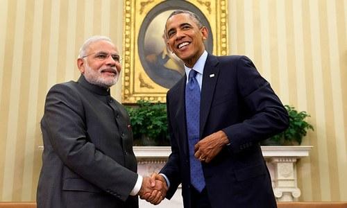 امریکا اور ہندوستان سول جوہری معاہدے میں پیشرفت