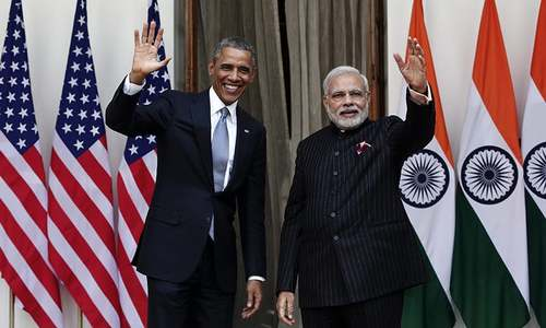 US and India: 'Rebalancing' Asia against China's rise