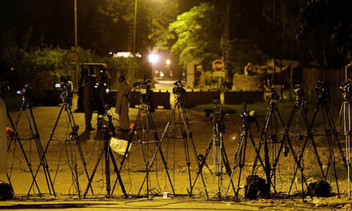 Report terms 2014 the worst year for Pakistani media