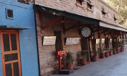 Century-old Golra Railway station now a site for museum goers