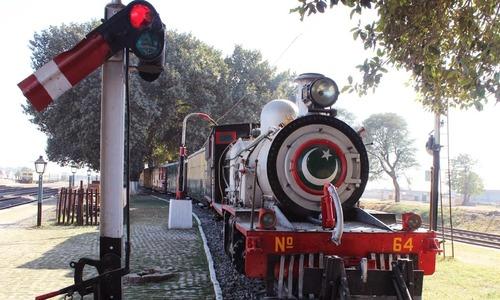 پاکستان کا وہ ریلوے اسٹیشن جو تاریخ کا حصہ بن گیا