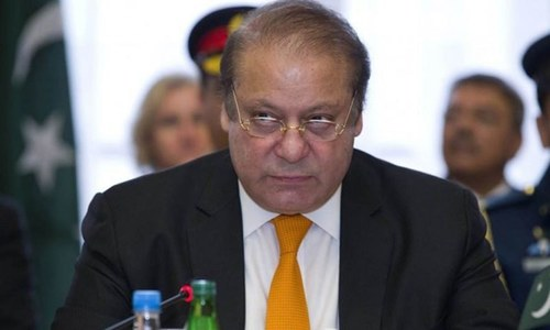 Will Nawaz come out of the family cocoon and shed his inertia?