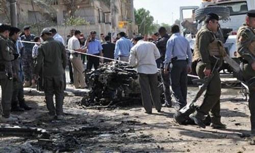 Attacks kill 19 people in Iraq