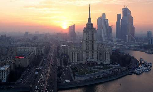 Russia's economy to shrink by 3pc in 2015