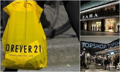 Confessions of a shopaholic: 10 high street shops on the Pakistani wishlist