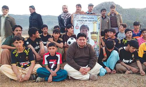 In focus: Salute to Shaheed Aitzaz Hasan