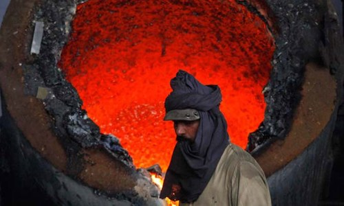 Pakistan discovers 'huge' reserves of iron ore