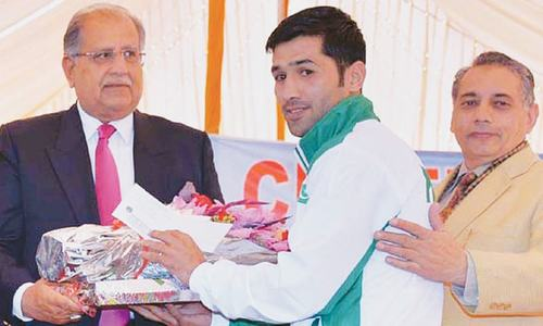 Waseem vows to win Olympic medal if given foreign training