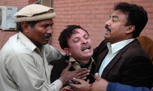 Peshawar bleeds again