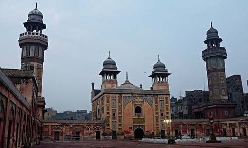 A visual delight – Maryam Zamani and Wazir Khan Mosques