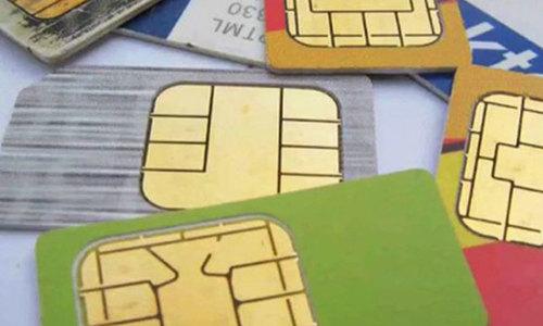 SIMs' biometric verification blues