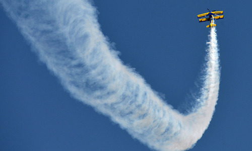 Aero India 2015 kick starts