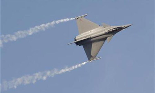 Indian Air Force faces risk as Pakistan, China modernise: report