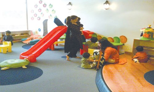 Childcare centres at workplaces need of the hour