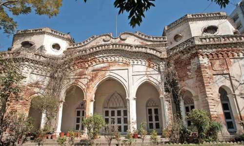 Poonch House – a mansion fit for a king