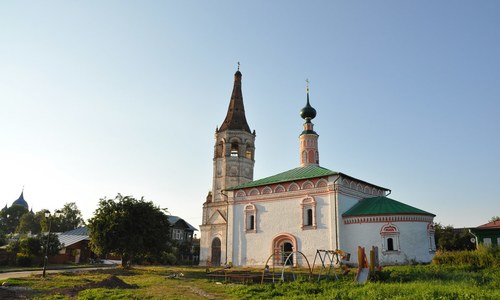 Unravelling Russia: Exploring Novgorod and Suzdal
