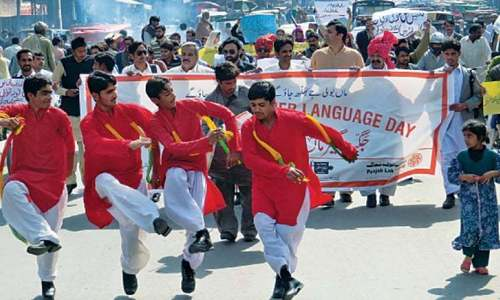 Punjab Notes: Mother language, people and politicians