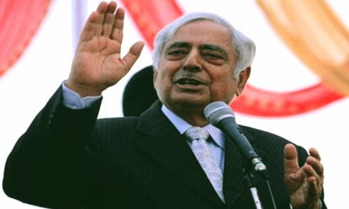 PDP-BJP alliance could be a 'paradigm shift' in Kashmir's history: Mufti