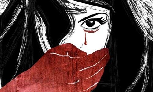'Rape the girl, blame the girl'