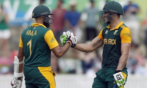 جنوبی افریقہ کی بڑی فتح