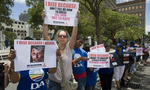 Two Pakistani men accused of raping domestic worker in South Africa