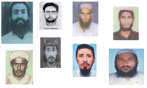 Meet the 110 most wanted terrorists in Punjab