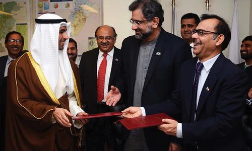 Kuwaiti firm to explore oil, gas in Paharpur