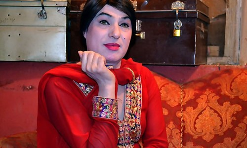 The Invisibles: Peshawar's transgender pushed to society's fringe