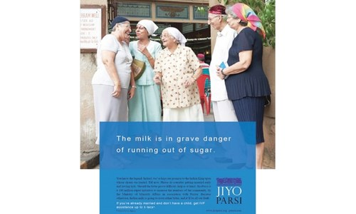 India's Parsis grapple with tradition