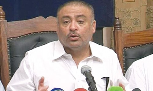 PPP leader Qadir Patel suspended for criticising party