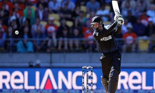 """Sublime, just sublime,"" McCullum says of Guptill's knock"