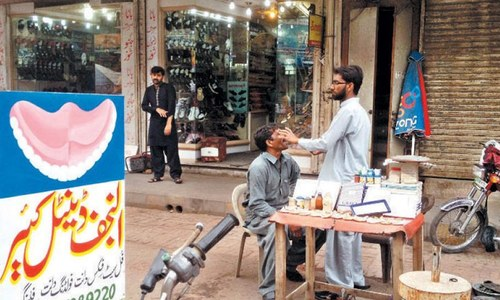 Quackery flourishes as govt shuts eyes to illegal practice