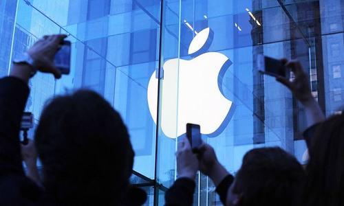 ایپل، ایک ٹریلین ڈالرز مالیت کے ہدف سے نزدیک