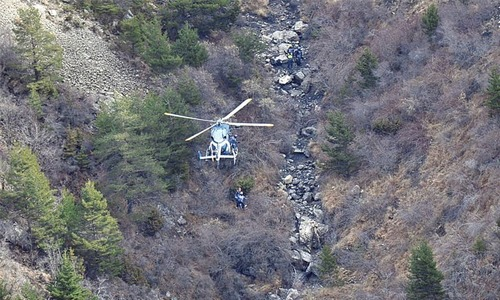 Germanwings co-pilot likely crashed jet deliberately: French prosecutor