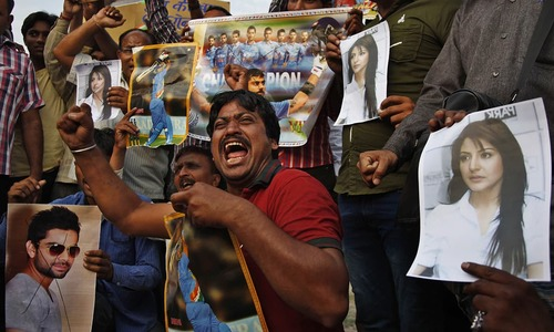 Heartbreak and denial in India