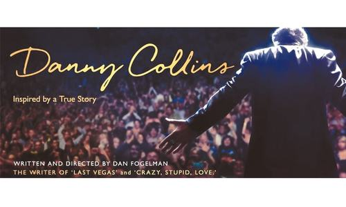 Al Pacino charms as an ageing, soul-searching rocker in Danny Collins