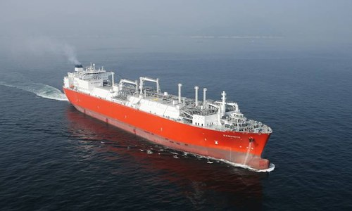 First LNG shipment from Qatar arrives