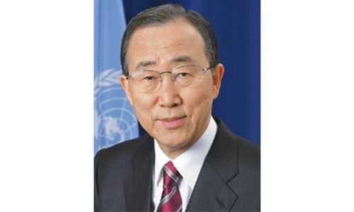 UN chief takes note of Saudi intervention