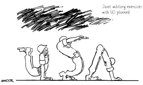 کارٹون: 27 مارچ 2015