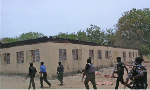 Nigerian military says Boko Haram HQ seized
