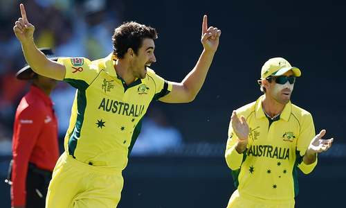 LIVE | Rampant Australia dismiss New Zealand for 183