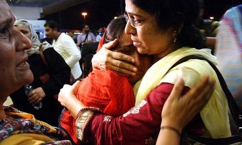 PIA flight from Yemen lands in Karachi