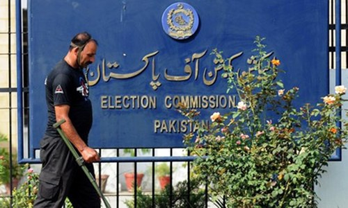 Candidates start submitting papers for cantt LG polls