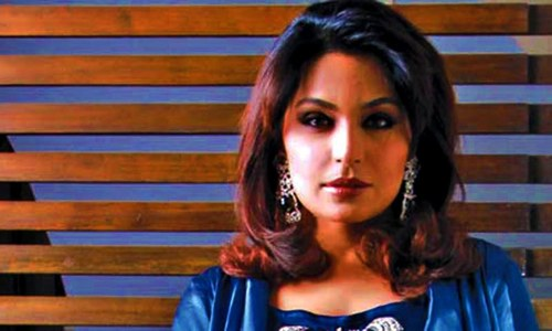 Meera battles dengue machars in upcoming music video