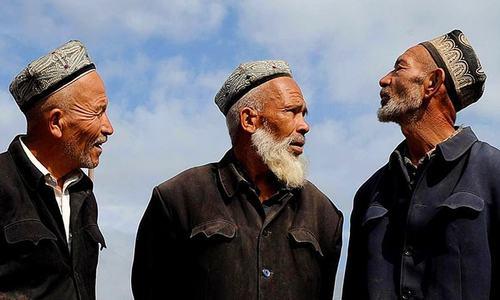 چین: داڑھی اور حجاب پر قید کی سزا