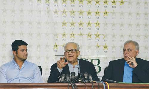 Azhar given ODI reins, Haroon replaces Moin