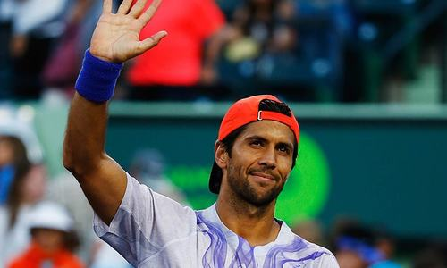 Verdasco shocks Nadal; Serena, Murray march on