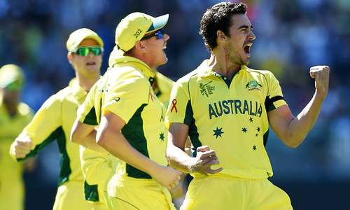 ICC rankings: Starc number one, Ajmal still in top three